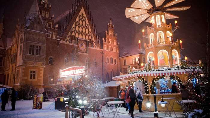 Europe Best Christmas Markets - Wroclaw Christmas Market