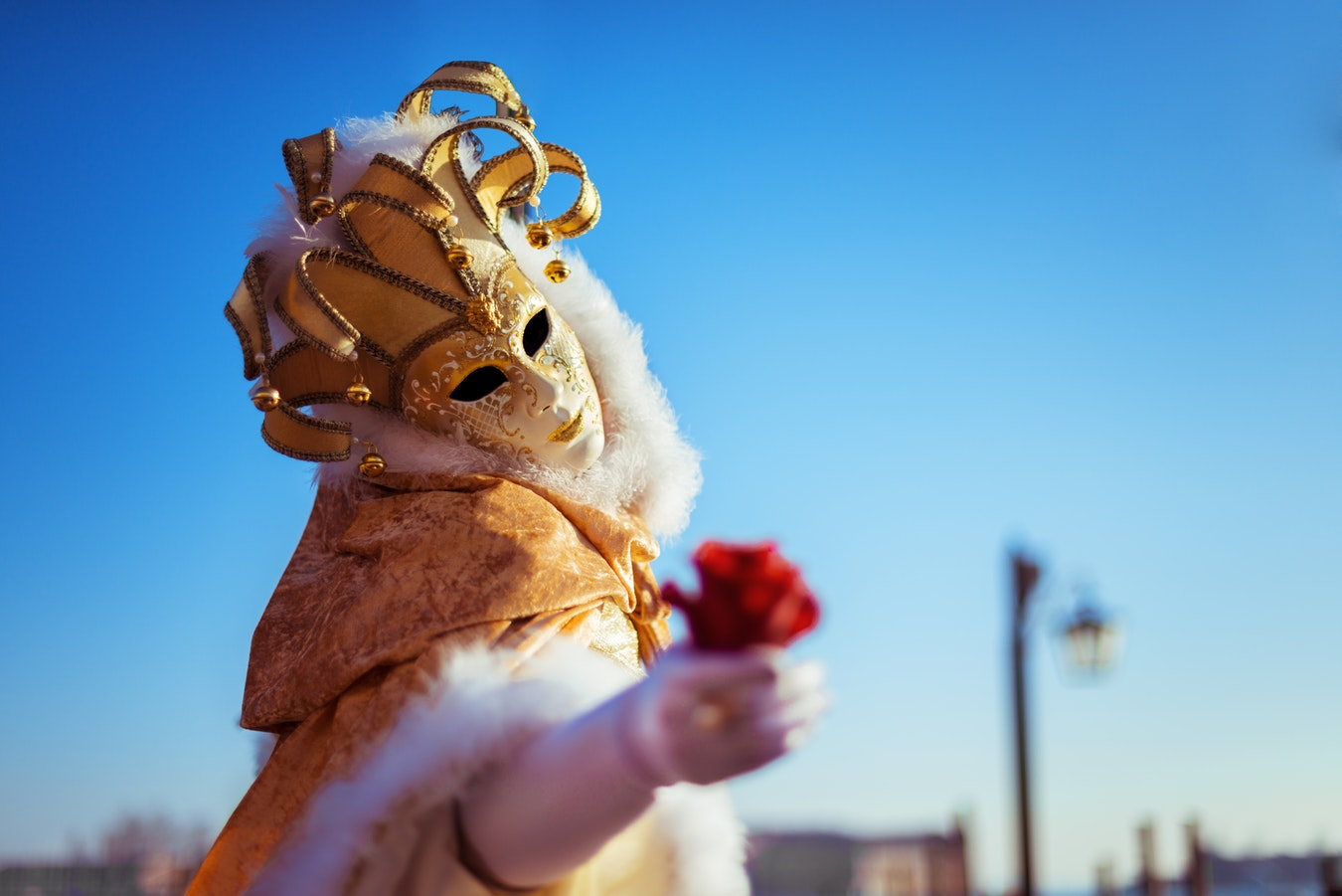 Venice Must-See Events : Venice Carnival