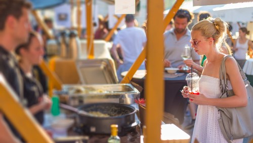 Events in Dublin Food Festival Foodie