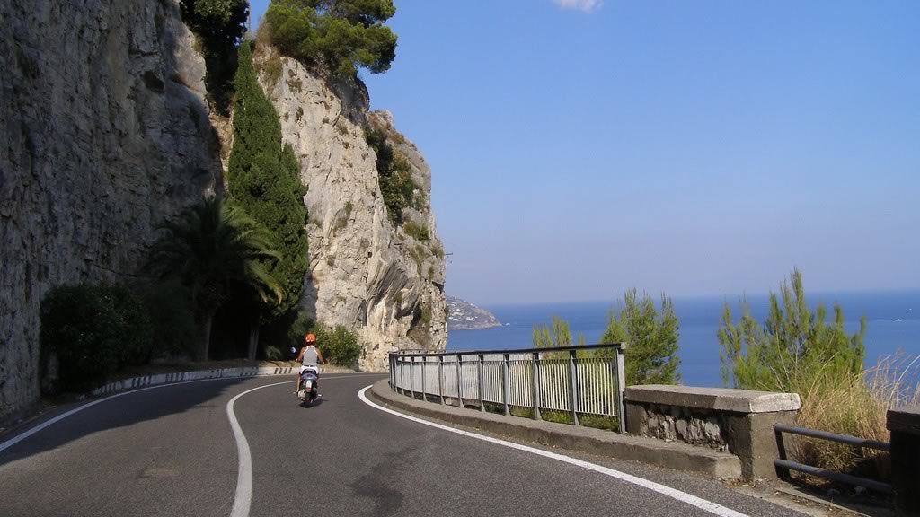 Most Scenic Airport Transfers The Amalfi Coast