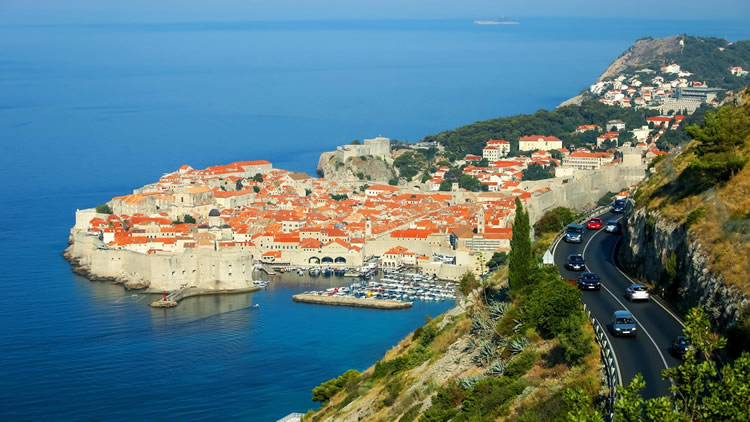 Most Scenic Airport Transfers Dubrovnik Airport
