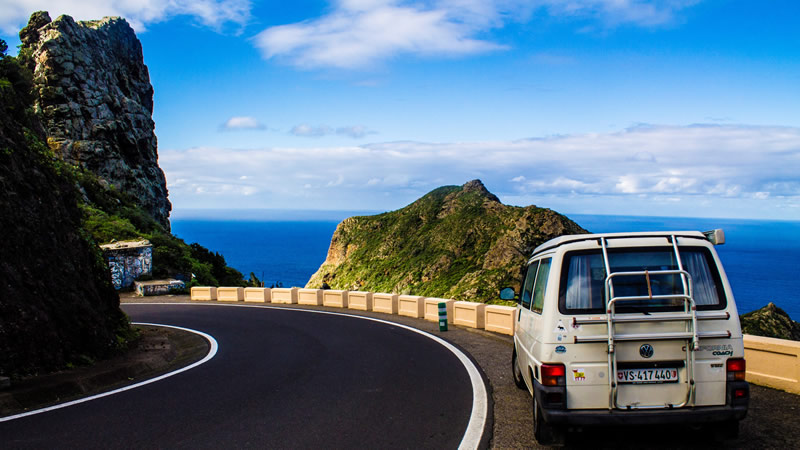 Most Scenic Airport Transfers Tenerife Airport