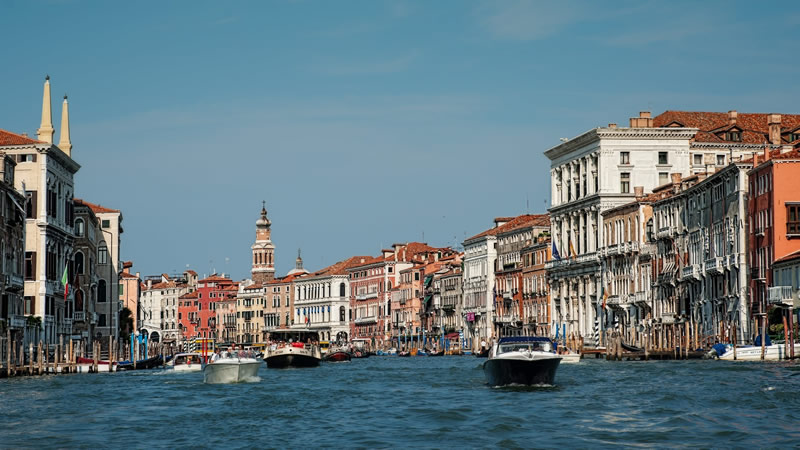 Most Scenic Airport Transfers Venice Water Taxi