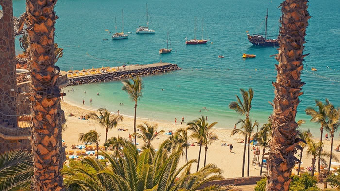 best places to visit in August - Gran Canaria