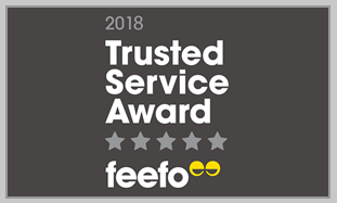 Feefo Trusted Merchant 2018